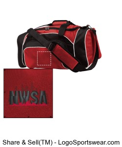 NWSA Gear Bag Design Zoom